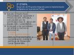 2 etapa desarrollo del programa integrado para la implementaci n de apiarios en la provincia punata