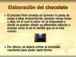 elaboraci n del chocolate2