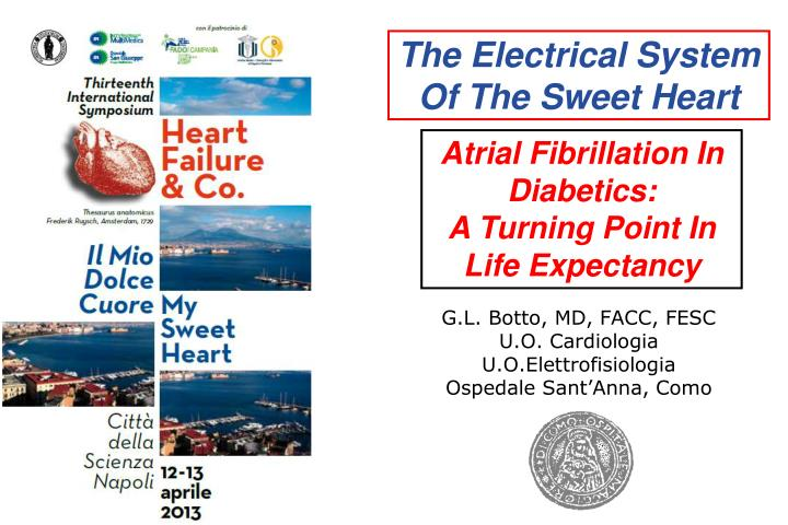 the electrical system of the sweet heart n.
