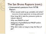 the san bruno rupture cont1