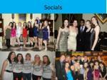 socials