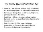 the public works protection act1