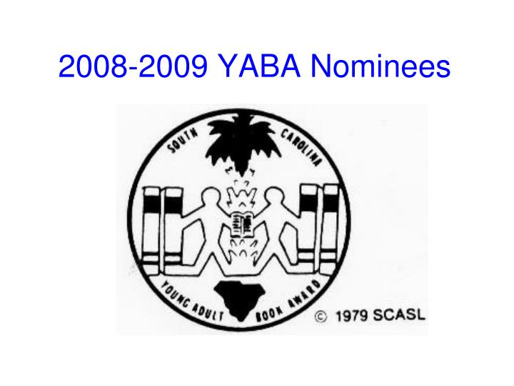 2008 2009 yaba nominees n.
