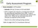 early assessment program1
