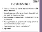 future gazing 1