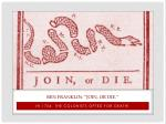 ben franklin join or die