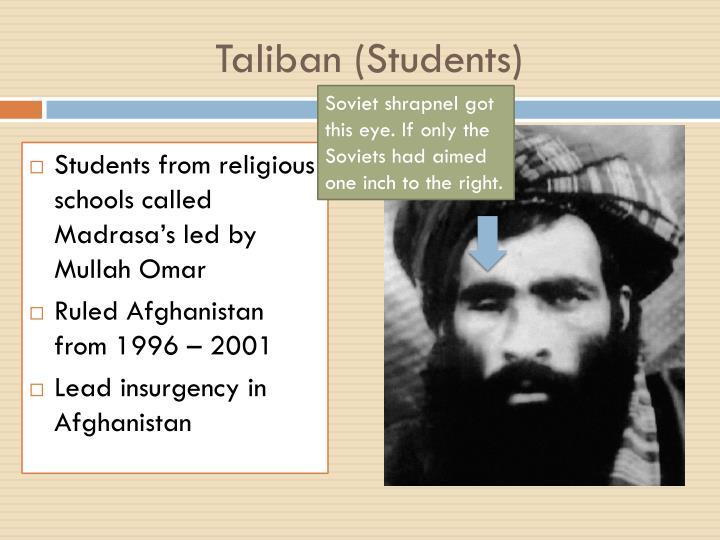 Taliban (Students)