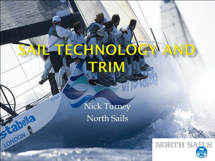 sail technology and trim n.