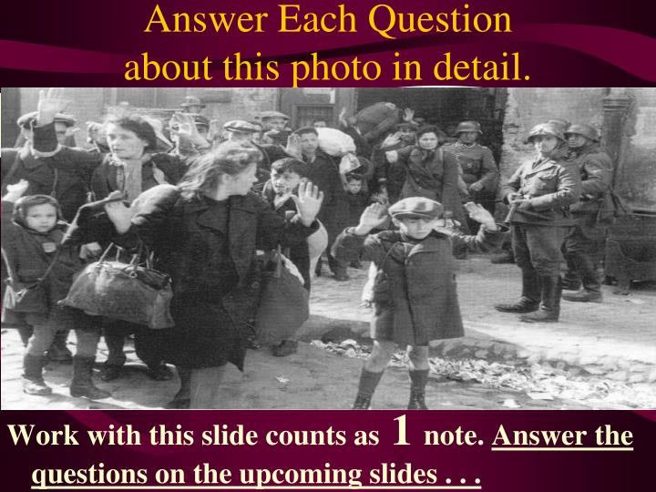 answer each question about this photo in detail n.