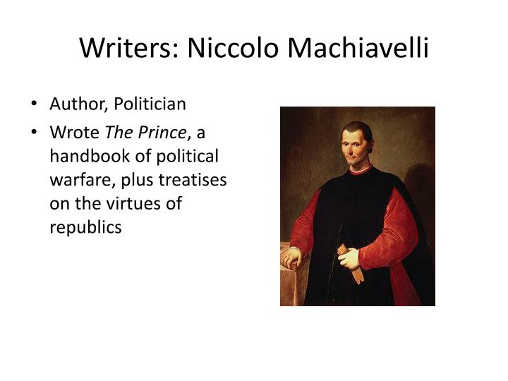 virtues in the prince a book by niccolo machiavelli