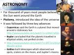 astronomy http www youtube com watch v htjncj4k2qa feature related
