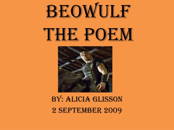 beowulf the poem n.