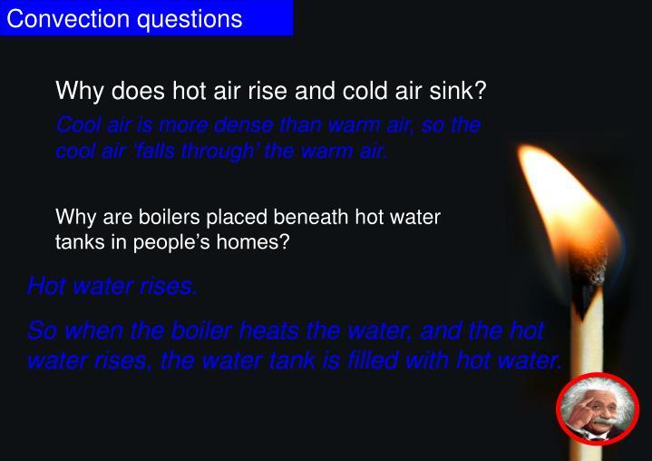 Convection questions