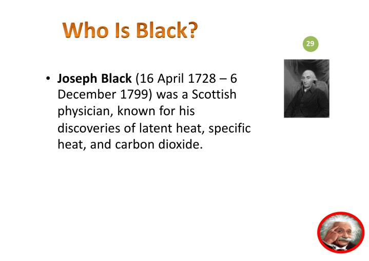 Who Is Black?
