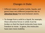 changes in state1