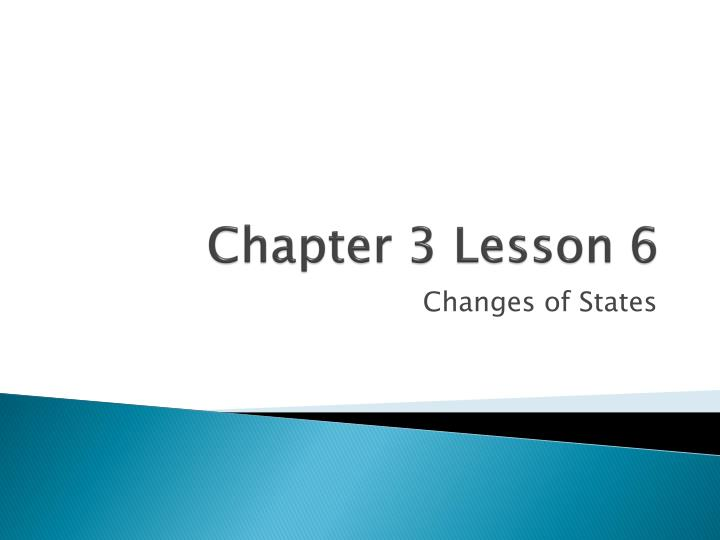 chapter 3 lesson 6 n.