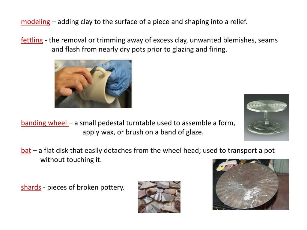 PPT - Surface Decoration for Pottery PowerPoint Presentation