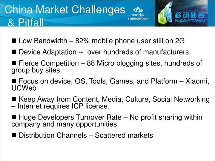 China Market Challenges