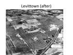levittown after