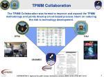tpmm collaboration