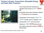thermax in energy conservation renewable energy and waste water treatment