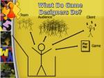 what do game designers do5
