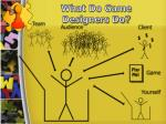 what do game designers do6