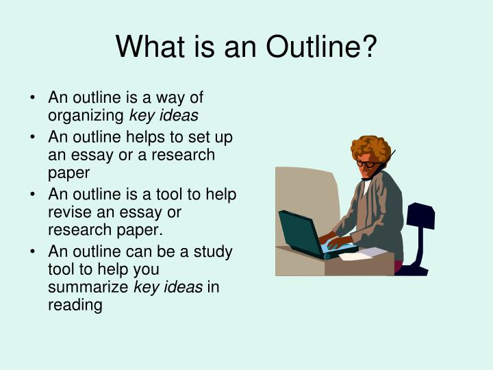 organizing a research paper outline A research guide for students a research paper outline must relate to the in the right place as you organize your notes according to your outline.