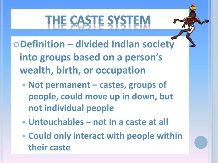comparing caste systems essay Essay on caste system in india – the caste system, the joint family system and the village system of life — are often regarded as the three basic.