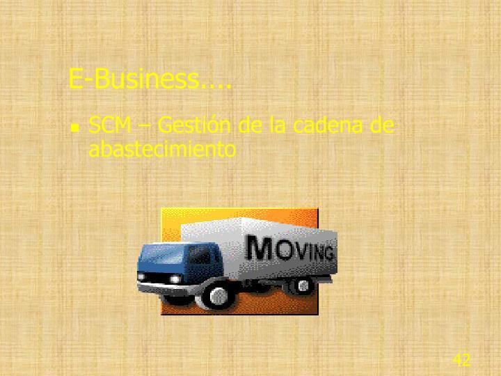 E-Business....