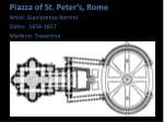 piazza of st peter s rome1