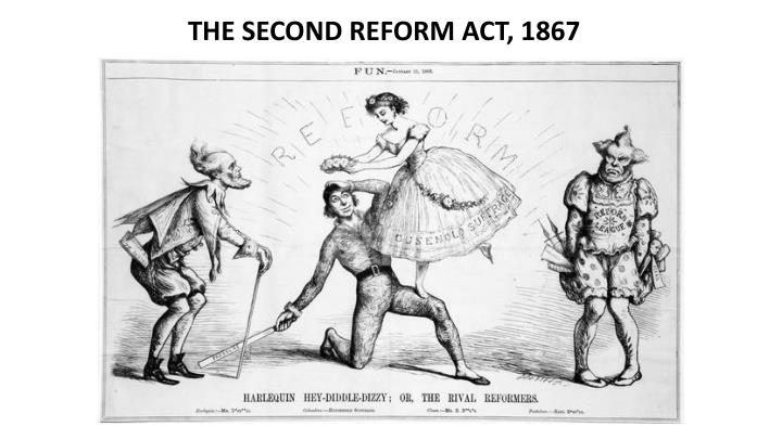 THE SECOND REFORM