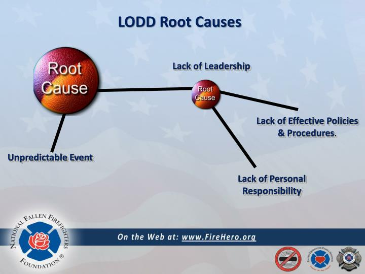 LODD Root Causes