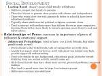 social development1