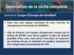 description de la t che complexe1