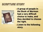 scripture story