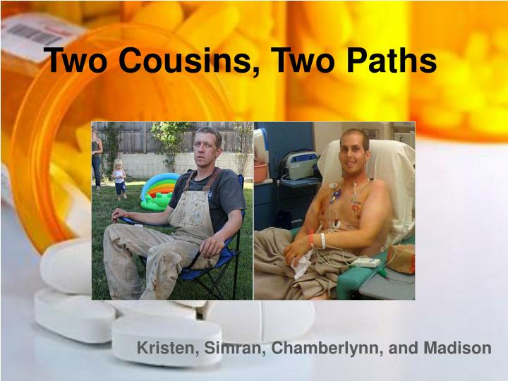 two cousins two paths n.