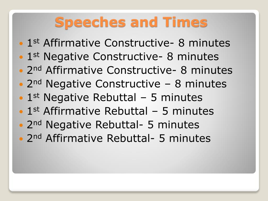 PPT - Debate 101 PowerPoint Presentation - ID:2252798