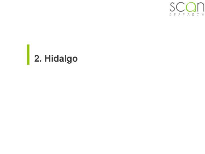 2. Hidalgo