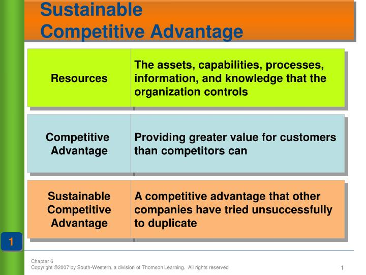 information as competitive advantage Amazon's sustainable competitive advantage the company has built up a size and scale that makes it very hard to compete with.