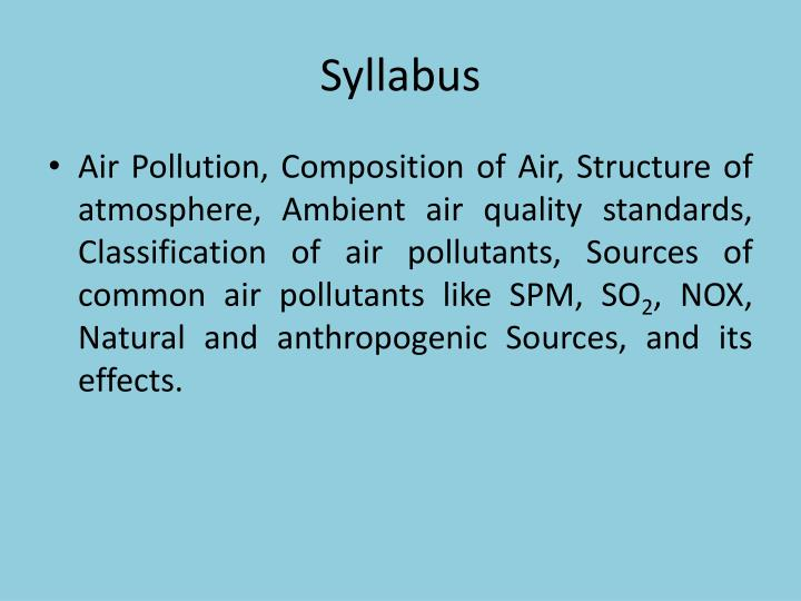 air pollution anthropogenic and natural sources