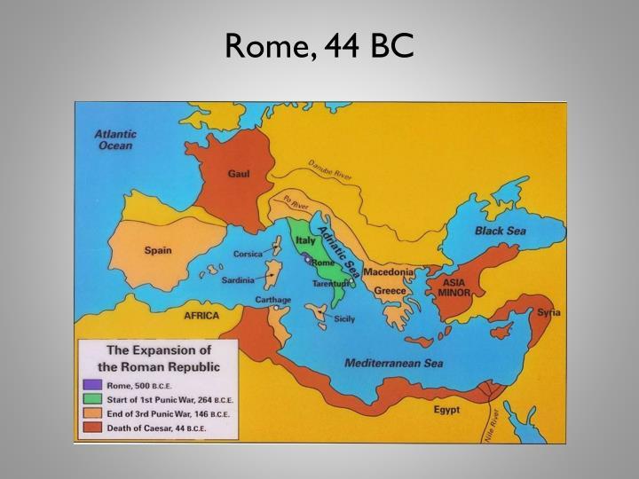 expansion of the roman republic