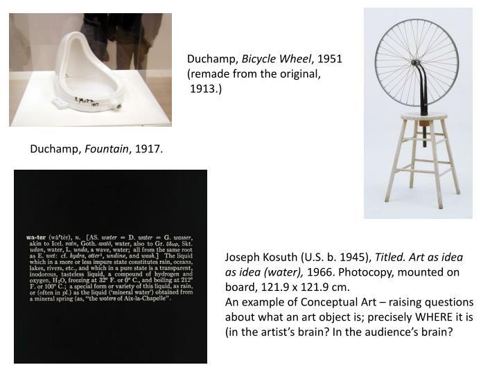 Duchamp,