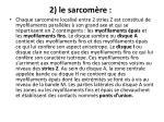 2 le sarcom re
