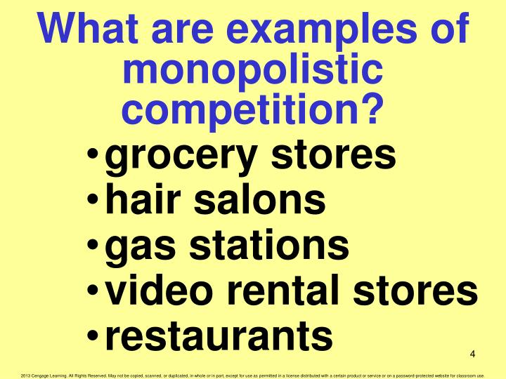 Ppt Chapter 9 Monopolistic Competition And Oligopoly Powerpoint