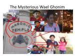 the mysterious wael ghonim