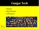 cougar tech