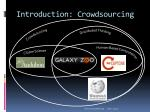 introduction crowdsourcing