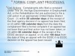 formal complaint processing10