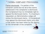 formal complaint processing3